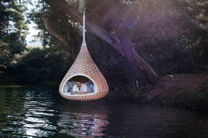 Unusual Outdoor Hanging Chair