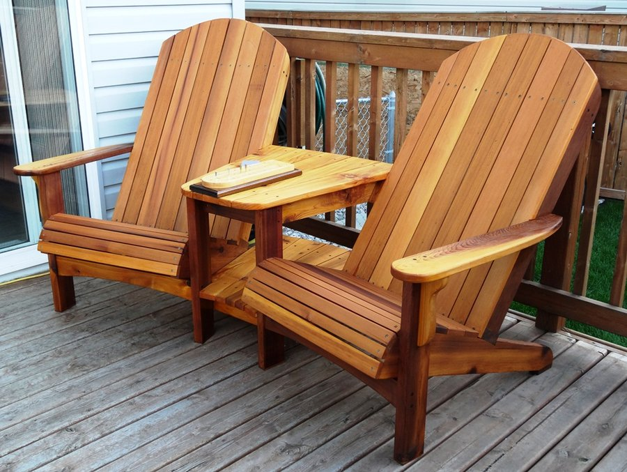The Adirondack Chair Outdoor Patio Chairs